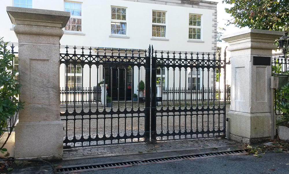 Cast Iron Gates Heartlands Metalcraft