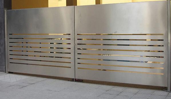 Stainless Steel Gates Heartlands Metalcraft